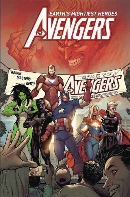 AVENGERS BY JASON AARON TP VOL 04 WAR OF REALMS