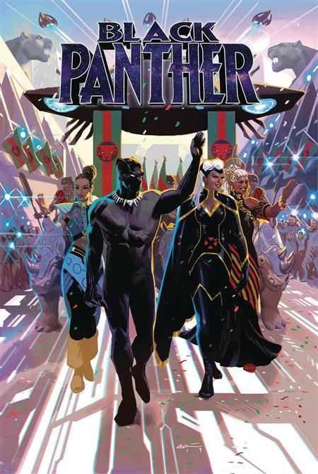 BLACK PANTHER TP BOOK 08 INTERG EMPIRE WAKANDA PT 03