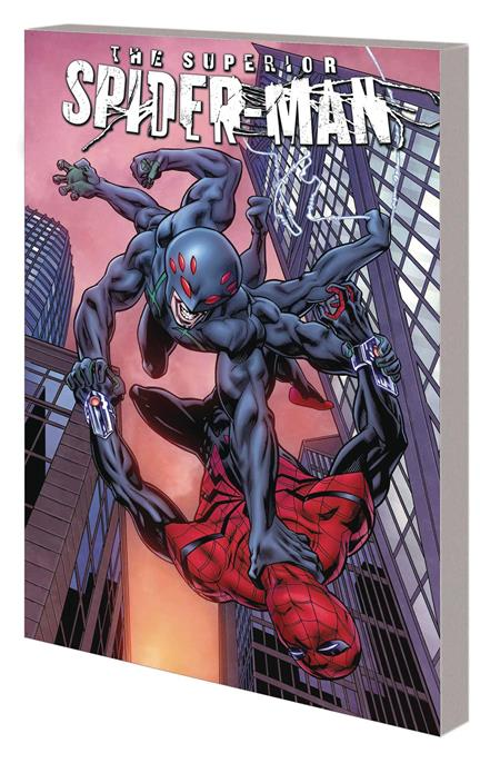 SUPERIOR SPIDER-MAN TP VOL 02 OTTO-MATIC