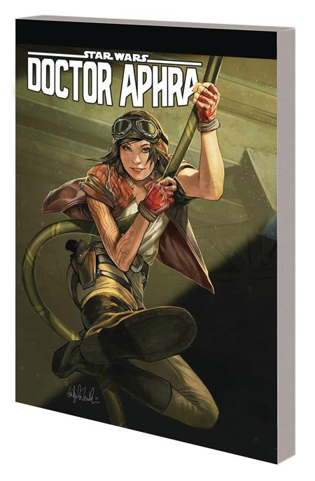 STAR WARS DOCTOR APHRA TP VOL 06 UNSPEAKABLE REBEL SUPERWEAP