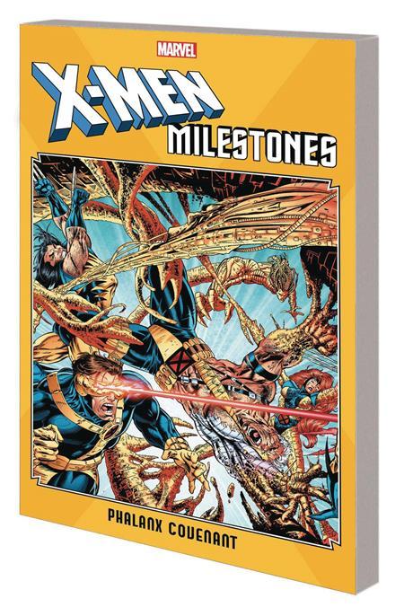 X-MEN MILESTONES TP PHALANX COVENANT