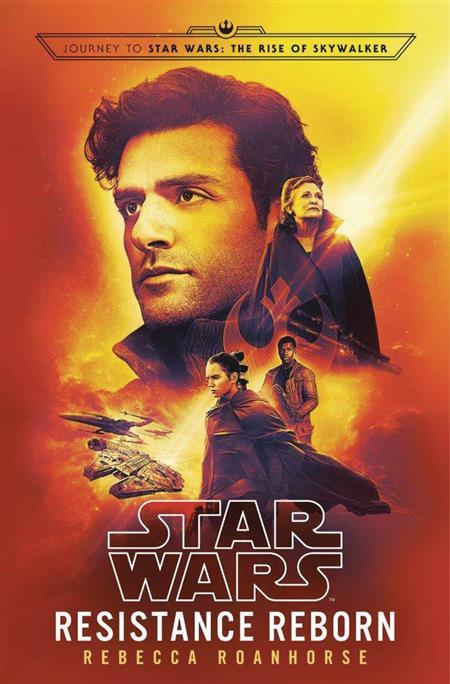 STAR WARS RESISTANCE REBORN HC (C: 0-1-0)