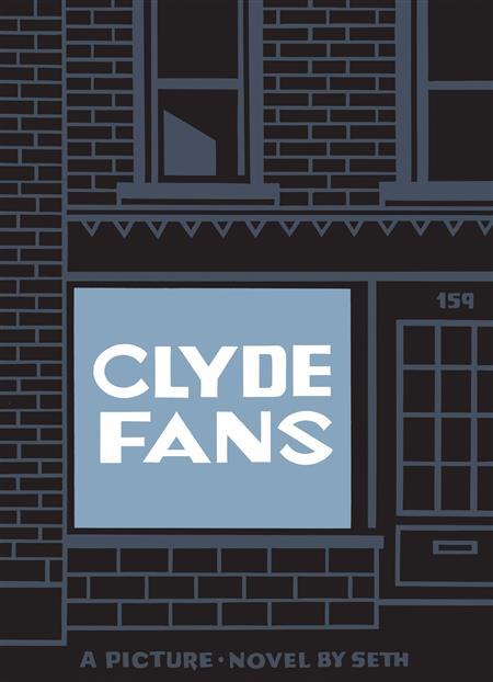 CLYDE FANS HC BOX SET SLIPCASE EDITION (MR)