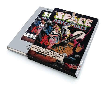 PRE CODE CLASSICS SPACE ADVENTURES SLIPCASE ED VOL 02 (C: 0-