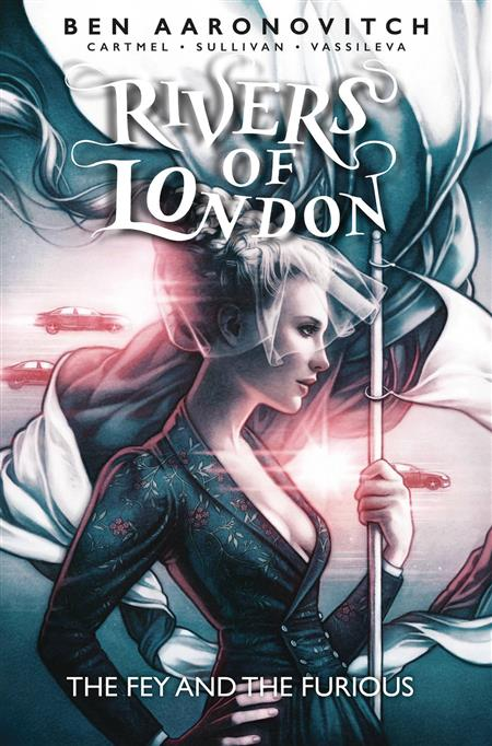 RIVERS OF LONDON FEY & THE FURIOUS #1 CVR A DITTMAN (MR)