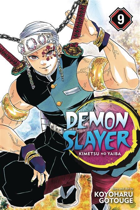 DEMON SLAYER KIMETSU NO YAIBA GN VOL 09 (C: 1-1-2)