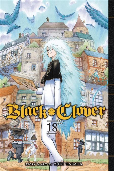 BLACK CLOVER GN VOL 18 (C: 1-1-2)