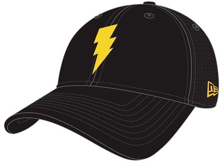 DC BLACK ADAM PX NEO FLEXFIT CAP (C: 1-1-1)