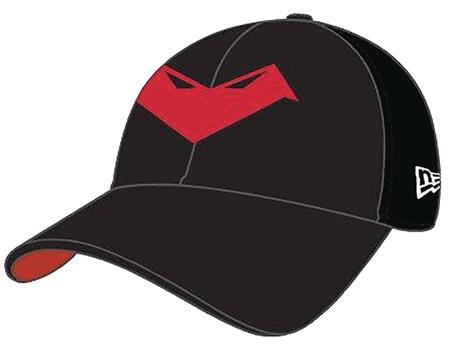 DC RED HOOD OUTLAW PX FLEXFIT CAP (C: 1-1-1)