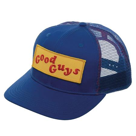 CHILDS PLAY GOOD GUYS TRUCKER CAP (C: 0-0-2)