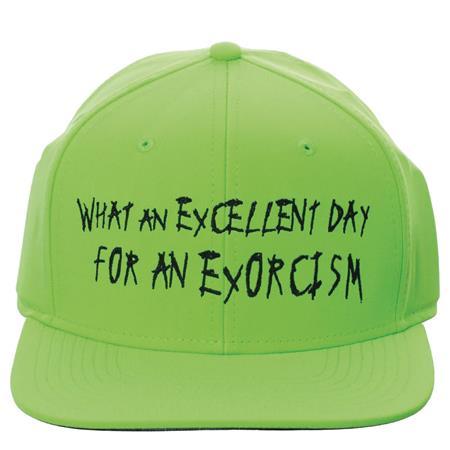 THE EXORCIST NEON SNAPBACK CAP (C: 0-0-2)