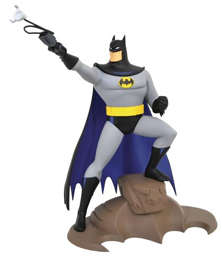 DC BATMAN TAS GALLERY BATMAN VER2 PVC STATUE (C: 1-1-2)