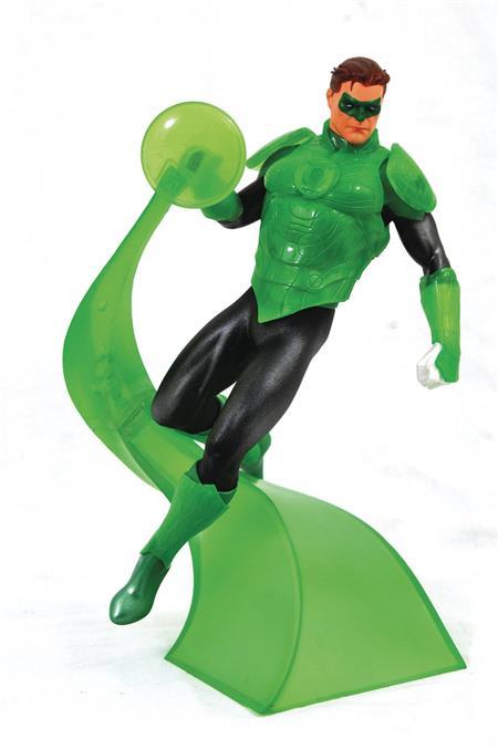 DC COMICS GALLERY GREEN LANTERN PVC STATUE (C: 1-1-2)