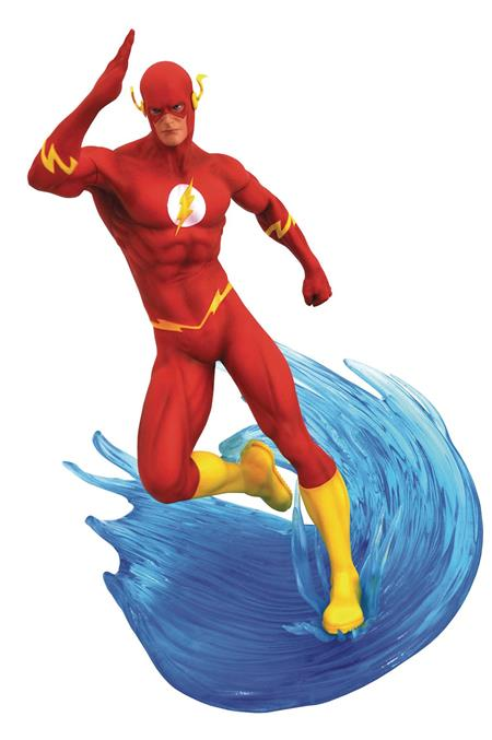 DC GALLERY FLASH COMIC PVC FIGURE (C: 1-1-2)