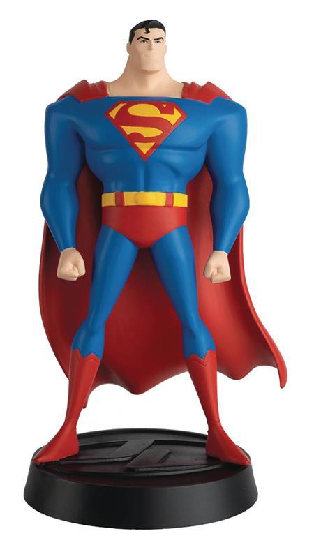 DC JUSTICE LEAGUE TAS FIG COLL SER 1 #1 SUPERMAN (C: 0-1-2)
