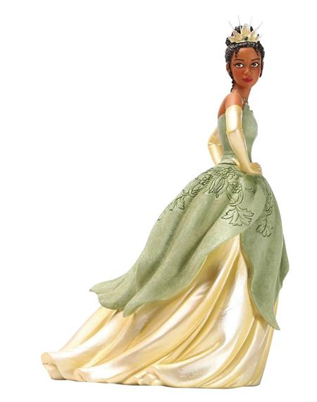DISNEY SHOWCASE TIANA 8IN COUTURE DE FORCE FIGURE (C: 1-1-2)