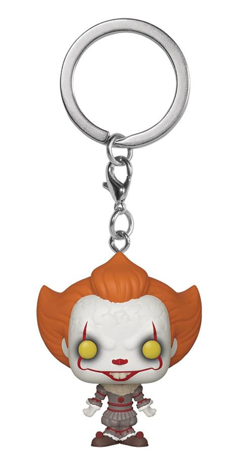 POCKET POP IT CHAPTER 2 PENNYWISE OPEN ARM FIG KEYCHAIN (C:
