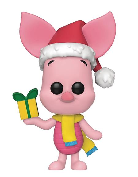 POP DISNEY HOLIDAY PIGLET VIN FIG (C: 1-1-2)
