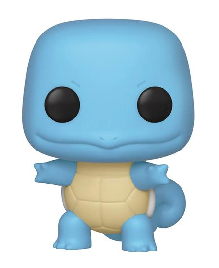 POP GAMES SQUIRTLE VIN FIG (C: 1-1-2)