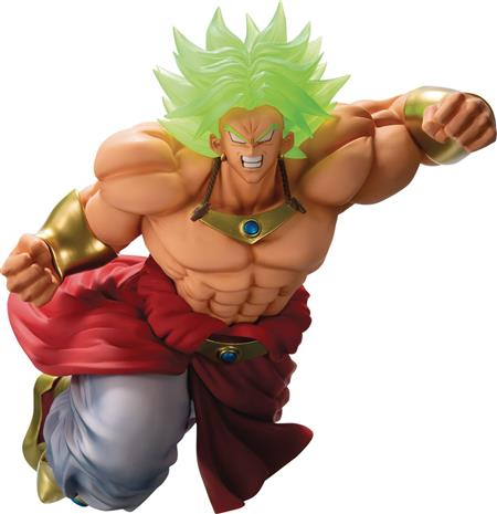 DRAGON BALL SUPER SAIYAN BROLY 93 ICHIBAN FIG (Net) (C: 1-1-