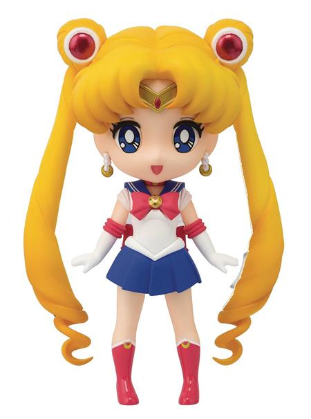 SAILOR MOON SAILOR MOON FIGUARTS MINI FIG (Net) (C: 1-1-2)