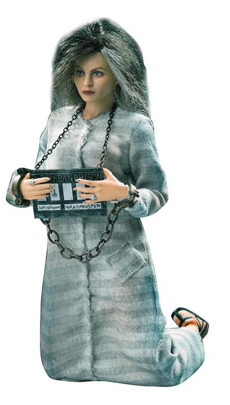 HP & DEATHLY HALLOWS BELLATRIX 1/8 COLL AF PRISONER VER (Net