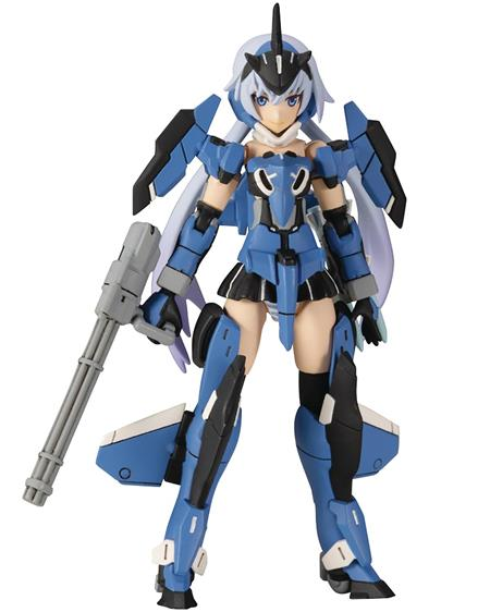 FRAME ARMS GIRL HANDSCALE GIRL STYLET MODEL KIT (Net) (C: 1-
