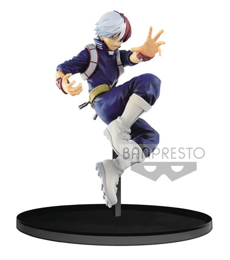 MY HERO ACADEMIA BANPRESTO WORLD COLOSSEUM V3 SHOTO FIG (C: