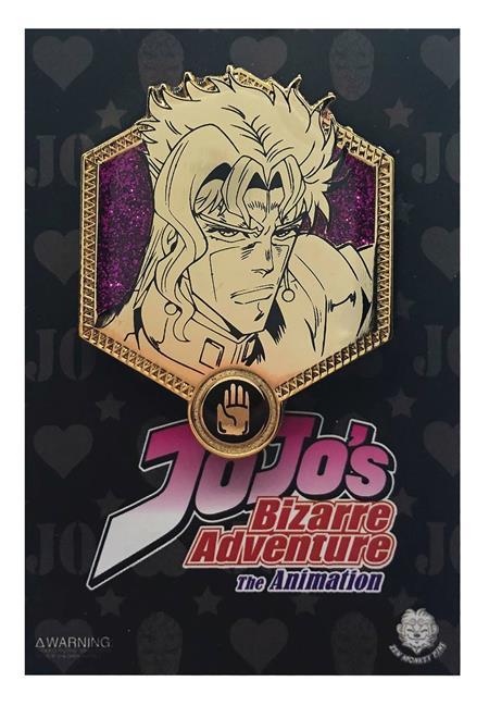 JOJOS BIZARRE ADVENTURE GOLDEN KAKYOIN PIN (C: 1-1-2)