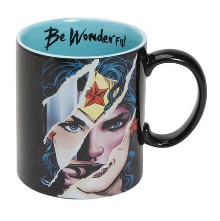 DC HEROES WONDER WOMAN BE WONDERFUL MUG (C: 1-1-2)
