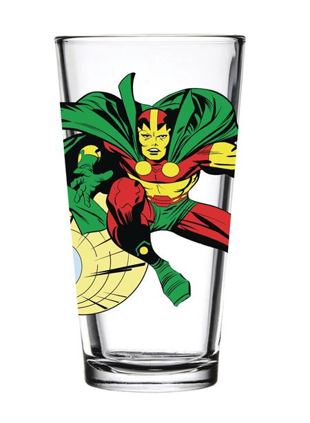 TOON TUMBLERS DC MR MIRACLE PINT GLASS (C: 1-1-1)