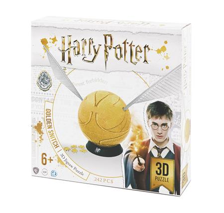 4D HARRY POTTER 6IN SNITCH PUZZLE (C: 1-1-2)