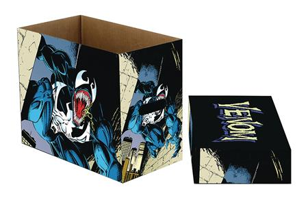 MARVEL VENOM 5PK SHORT COMIC STORAGE BOX (C: 1-1-2)