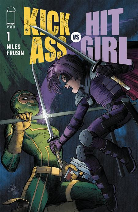 KICK-ASS VS HIT-GIRL #1 (OF 5) CVR A ROMITA JR (MR)
