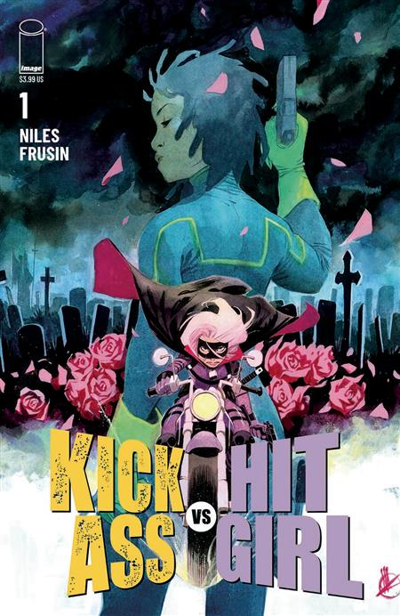 KICK-ASS VS HIT-GIRL #1 (OF 5) CVR C SCALERA (MR)
