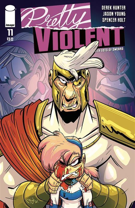 PRETTY VIOLENT #11 (MR)