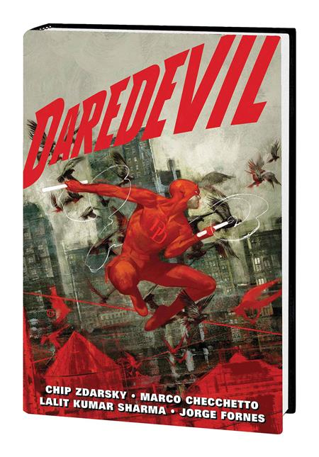 DAREDEVIL BY CHIP ZDARSKY HC VOL 01 TO HEAVEN THROUGH HELL