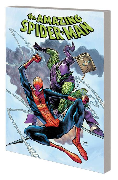 AMAZING SPIDER-MAN BY NICK SPENCER TP VOL 10 GREEN GOBLIN RE