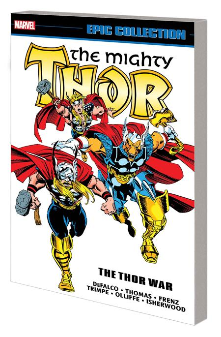 THOR EPIC COLLECTION TP THOR WAR