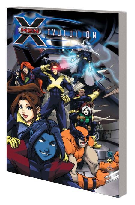 X-MEN GN-TP EVOLUTION