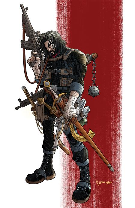 BRZRKR (BERZERKER) #2 CVR A GRAMPA (MR)