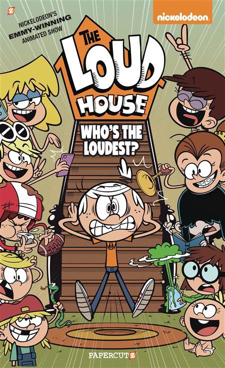 LOUD HOUSE SC VOL 11 (C: 0-1-0)