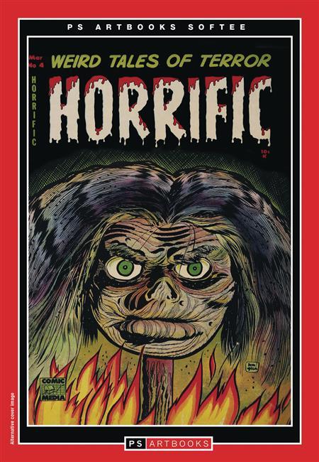PS ARTBOOKS HORRIFIC SOFTEE (C: 0-1-1)