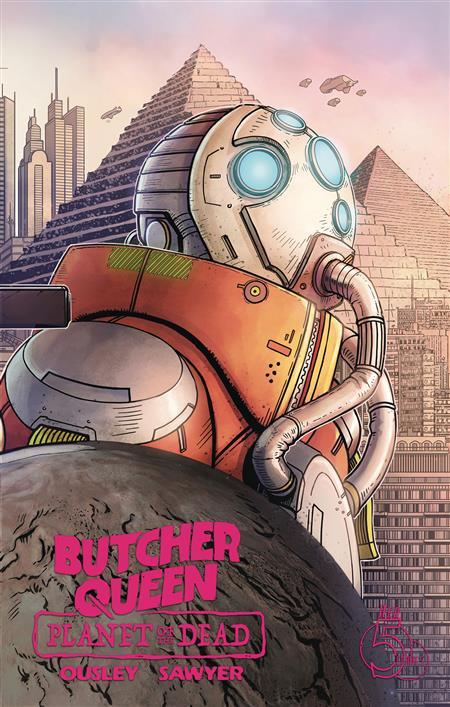 BUTCHER QUEEN PLANET OF THE DEAD #2