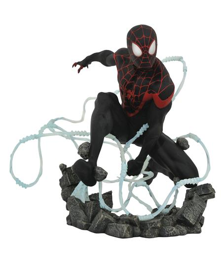 MARVEL PREMIER COLLECTION MILES MORALES STATUE (C: 1-1-2)