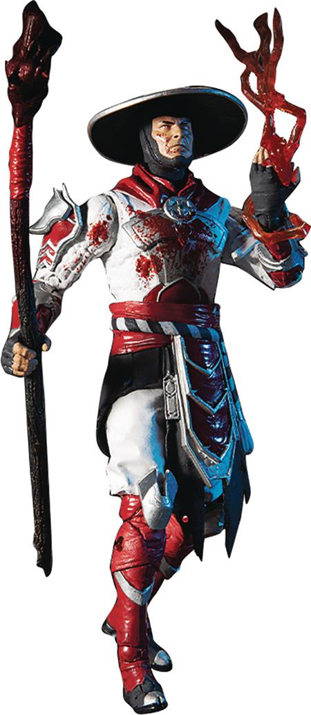 MORTAL KOMBAT WV4 BLOODY RAIDEN 7IN SCALE AF CS (Net) (C: 1-