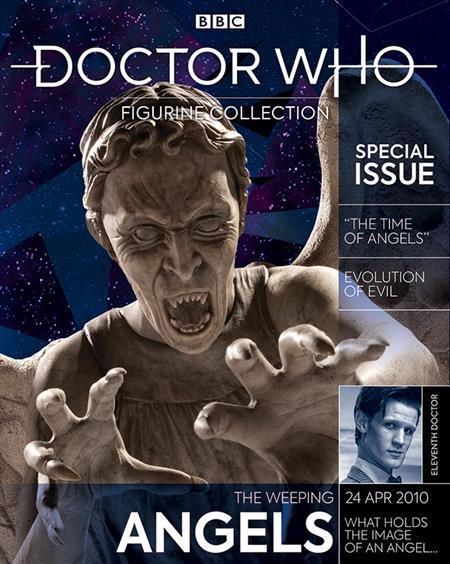 DOCTOR WHO MEGA #7  #7 WEEPING ANGEL (C: 1-1-2)