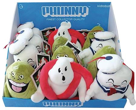 PHUNNY GHOSTBUSTERS ASSORTED PLUSH 12PC DS (C: 1-1-2)