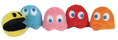 PAC-MAN ASSORTED SMALL PLUSH 12PC DS (C: 1-1-2)