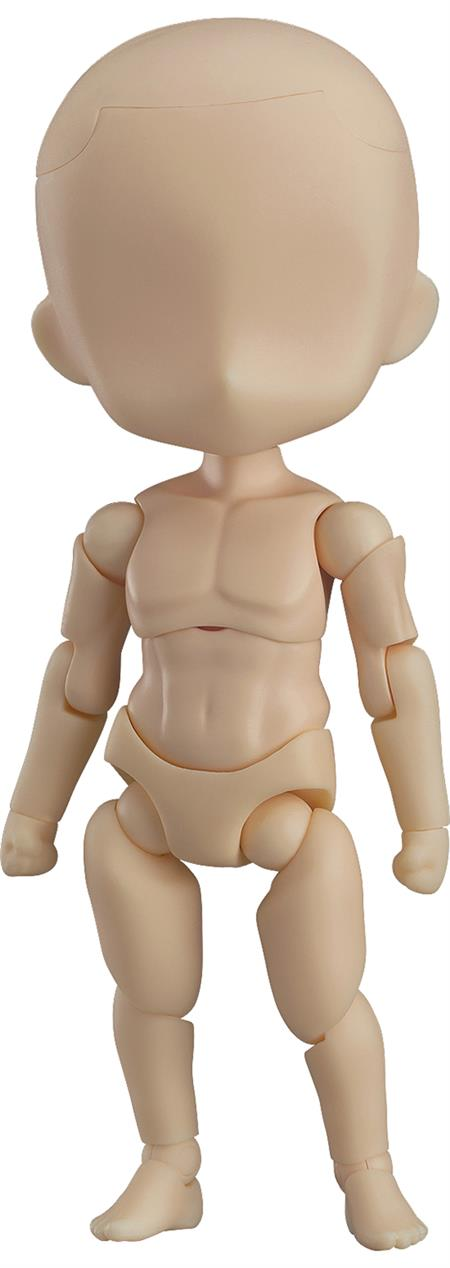 NENDOROID DOLL MAN ARCHETYPE AF ALMOND MILK COLOR VER (C: 1-